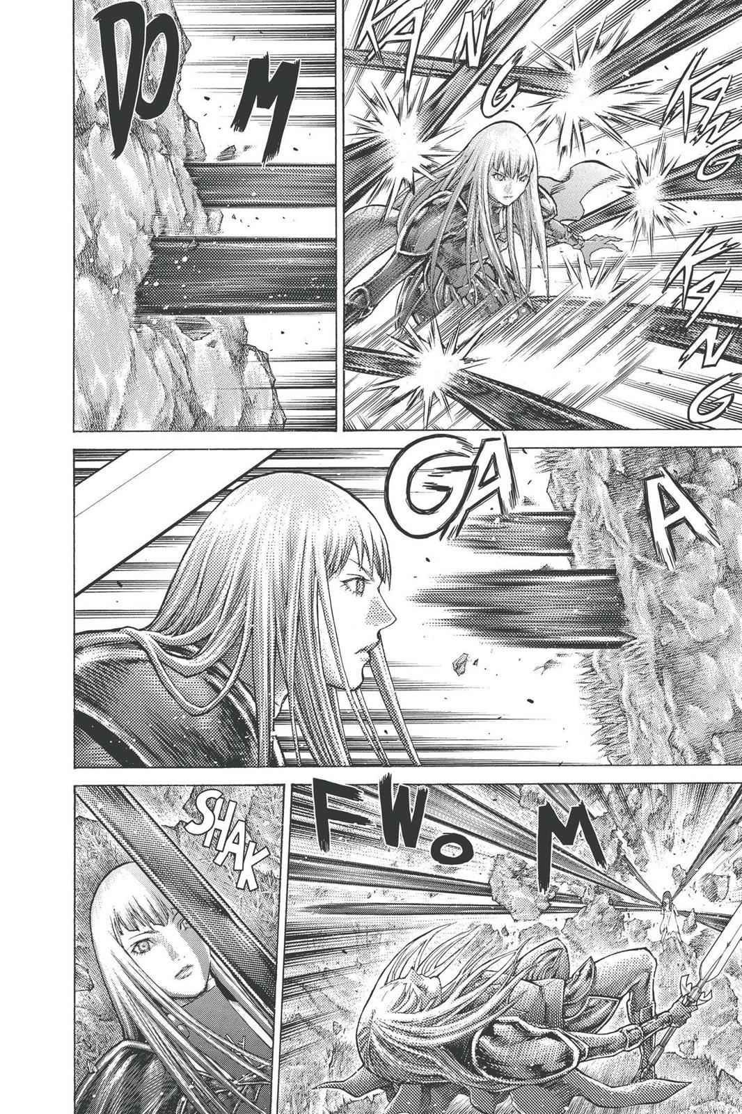 Claymore Chapter 97 Page 5