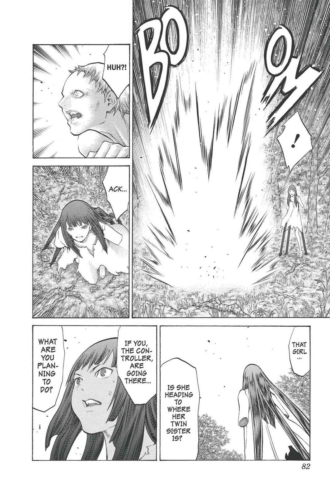 Claymore Chapter 98 Page 13