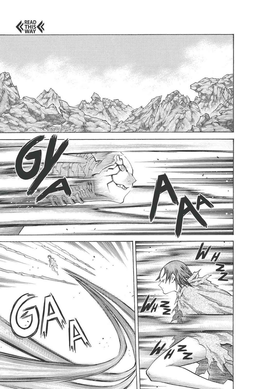 Claymore Chapter 98 Page 14