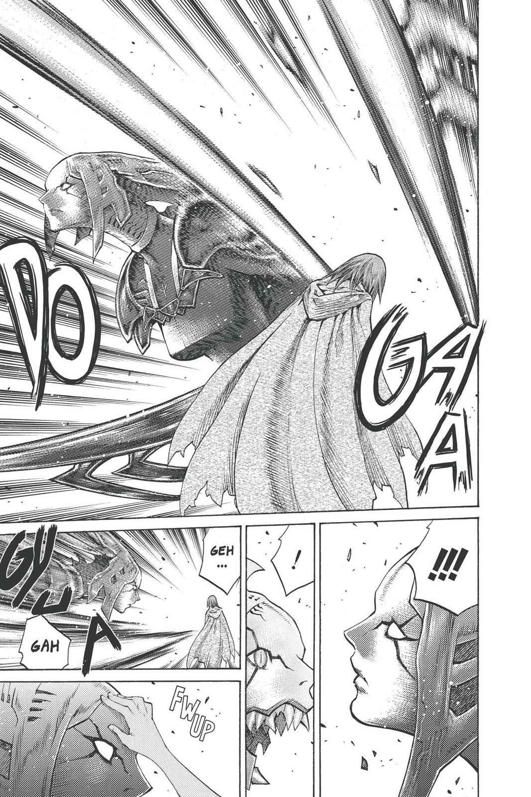Claymore Chapter 98 Page 26