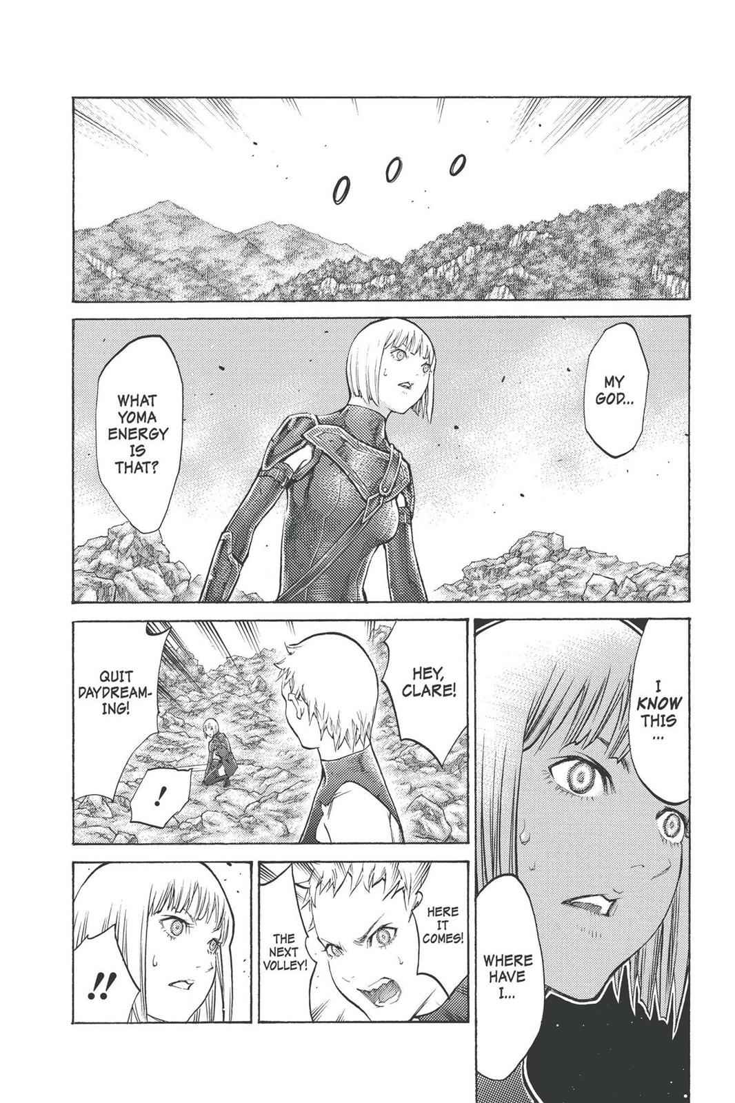 Claymore Chapter 99 Page 12