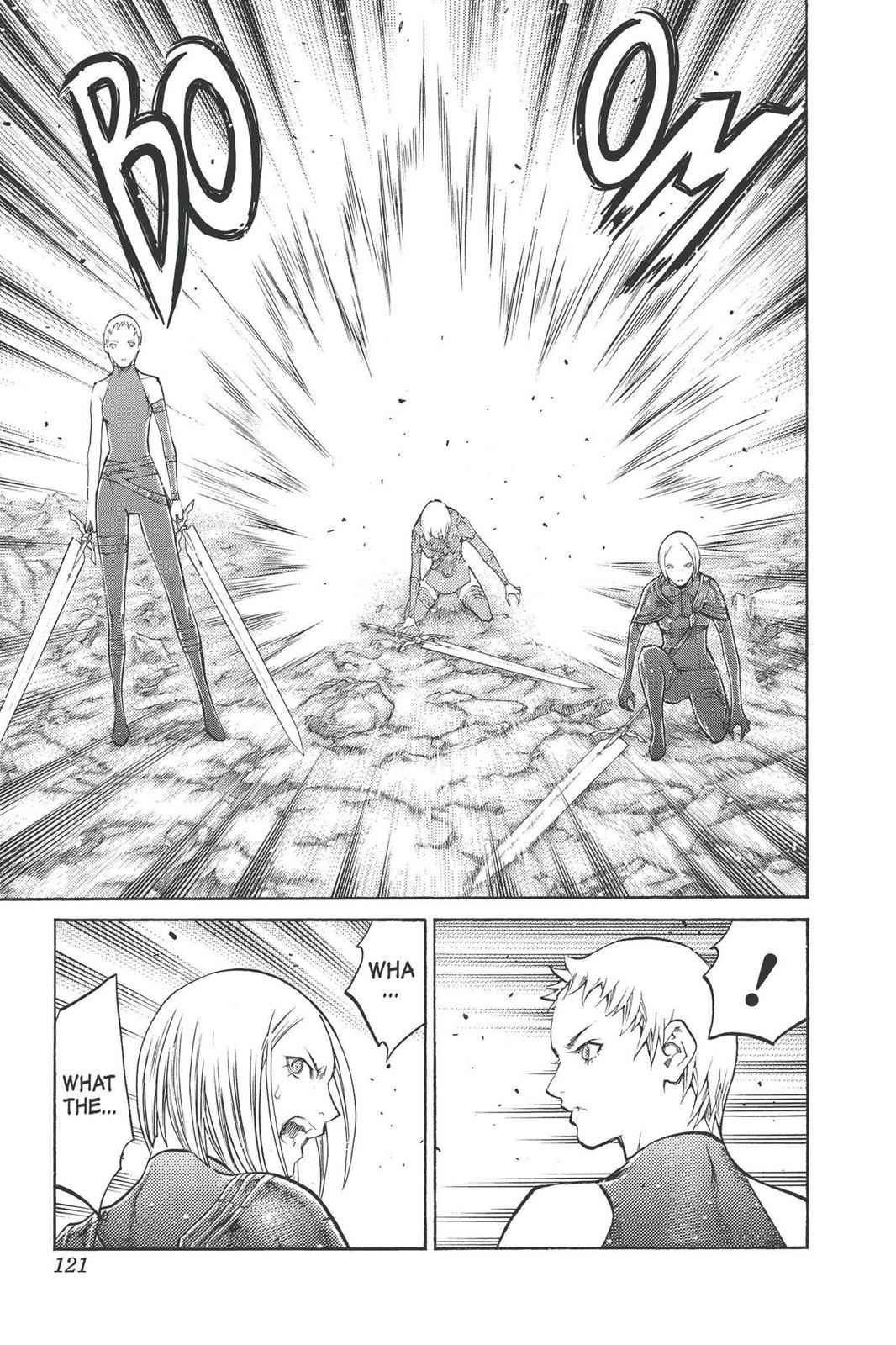 Claymore Chapter 99 Page 17
