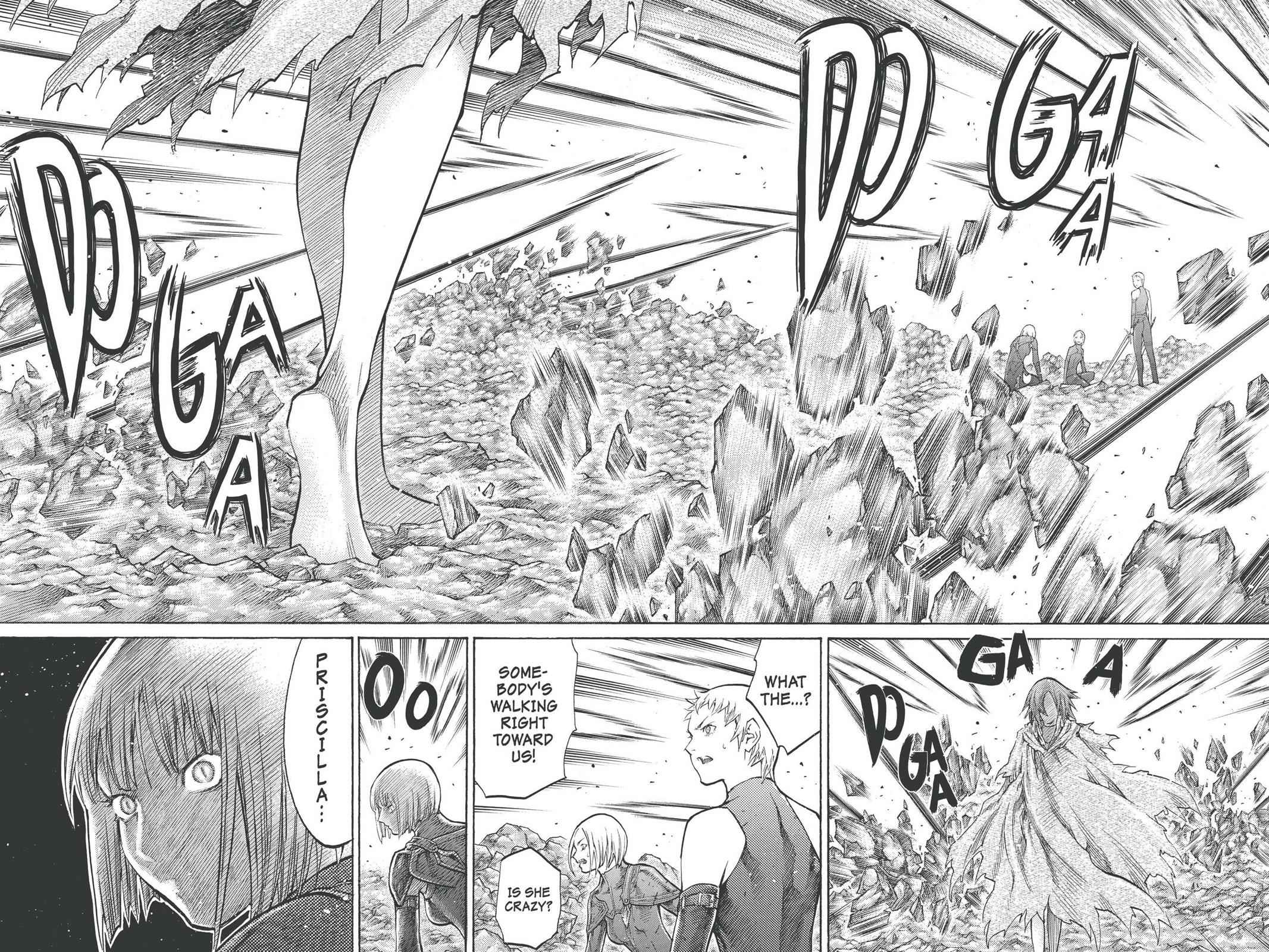 Claymore Chapter 99 Page 19