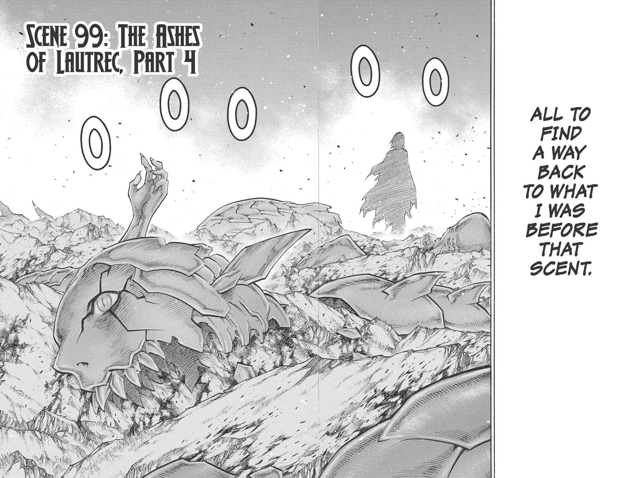 Claymore Chapter 99 Page 2