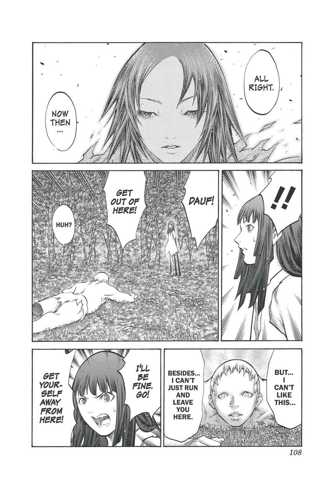Claymore Chapter 99 Page 5