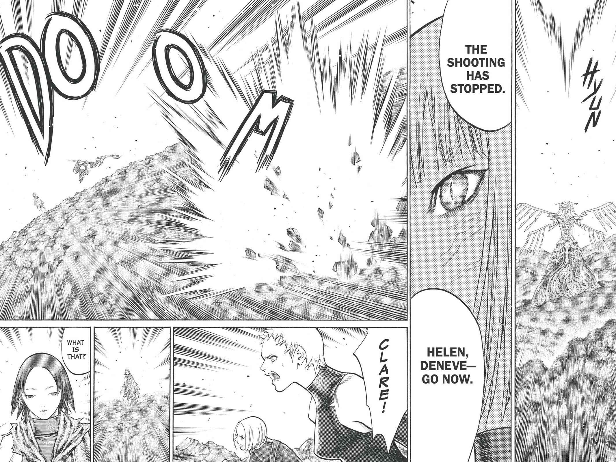 Claymore Chapter 100 Page 26