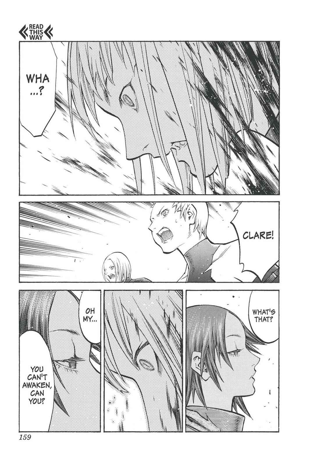 Claymore Chapter 100 Page 29