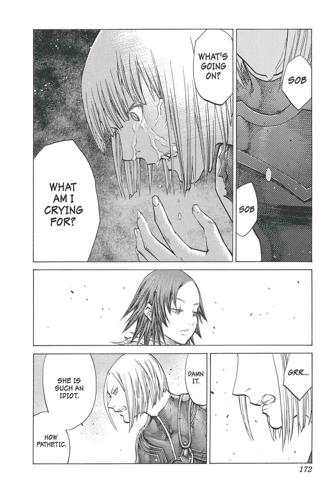 Claymore Chapter 101 Page 12