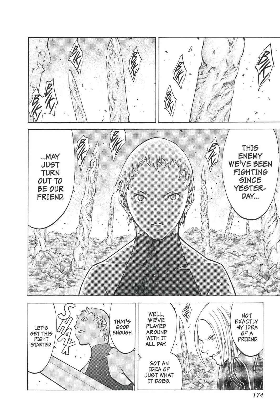 Claymore Chapter 101 Page 14