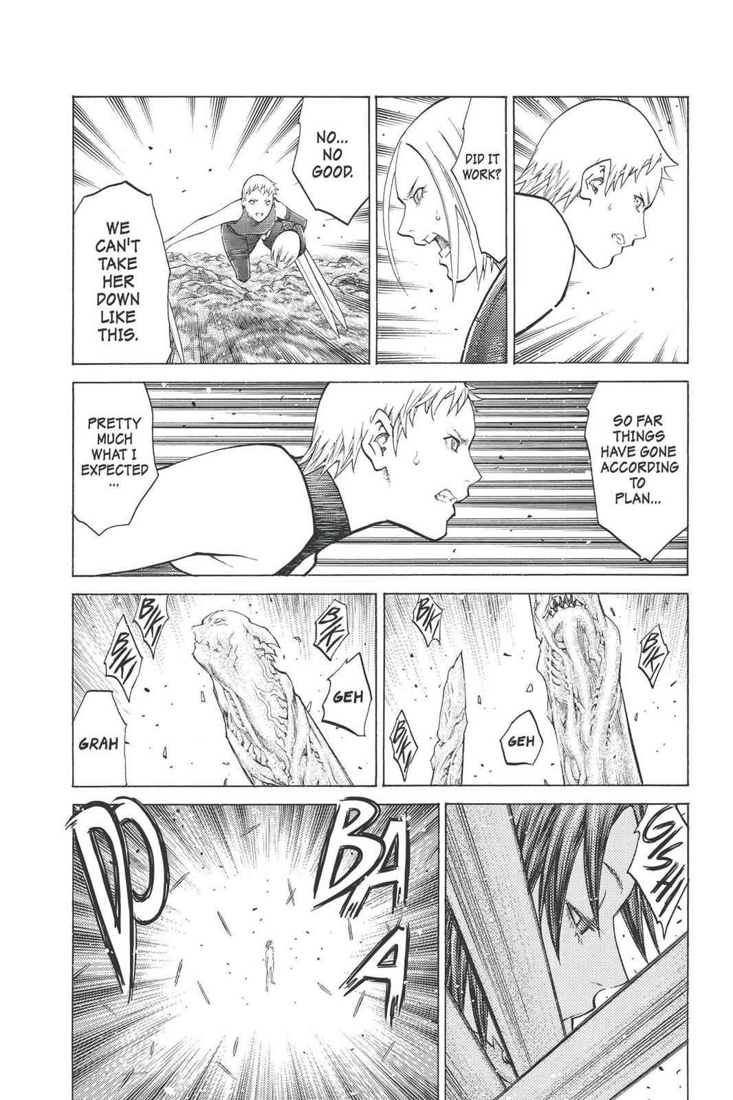 Claymore Chapter 101 Page 20