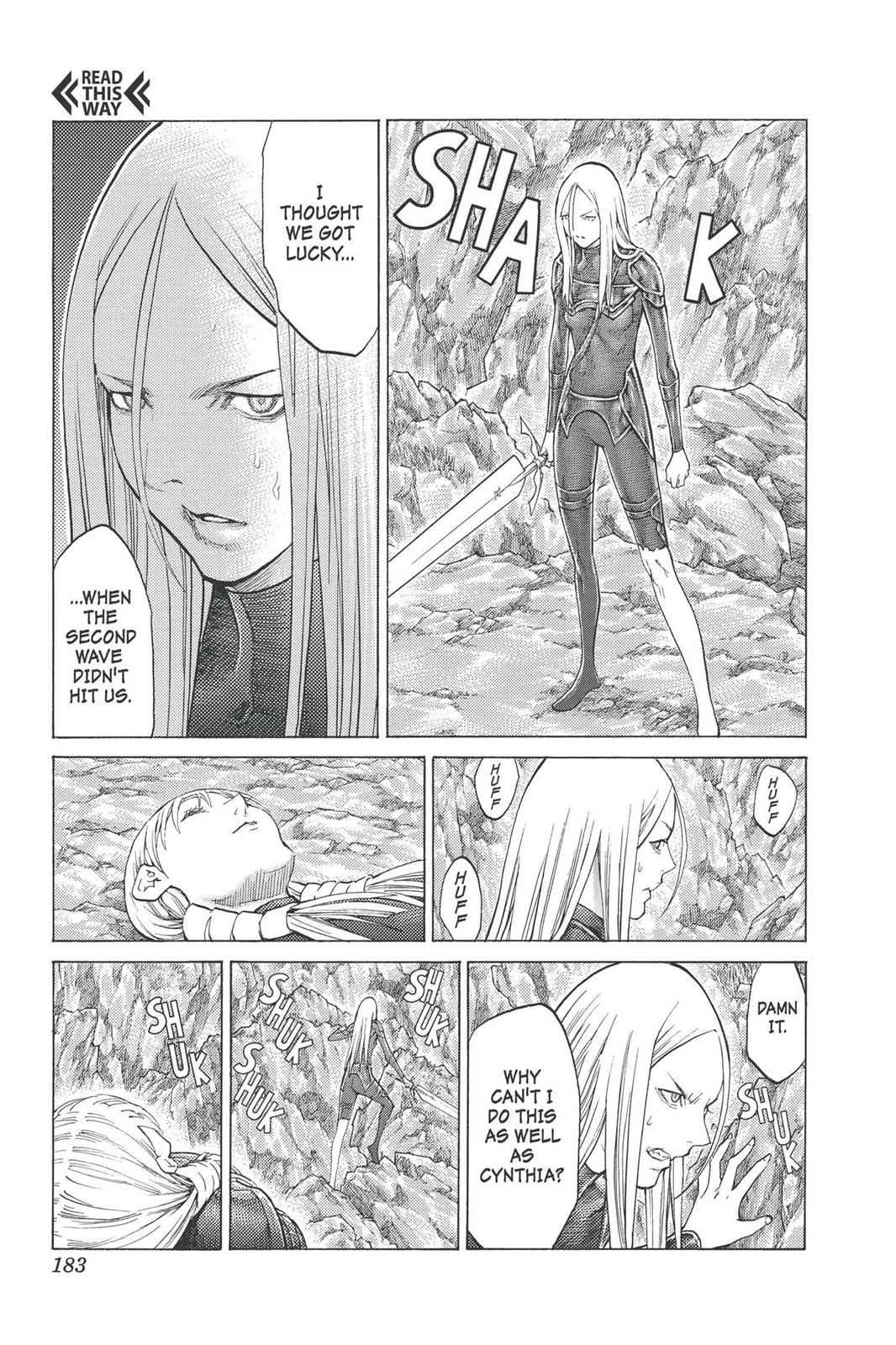 Claymore Chapter 101 Page 23