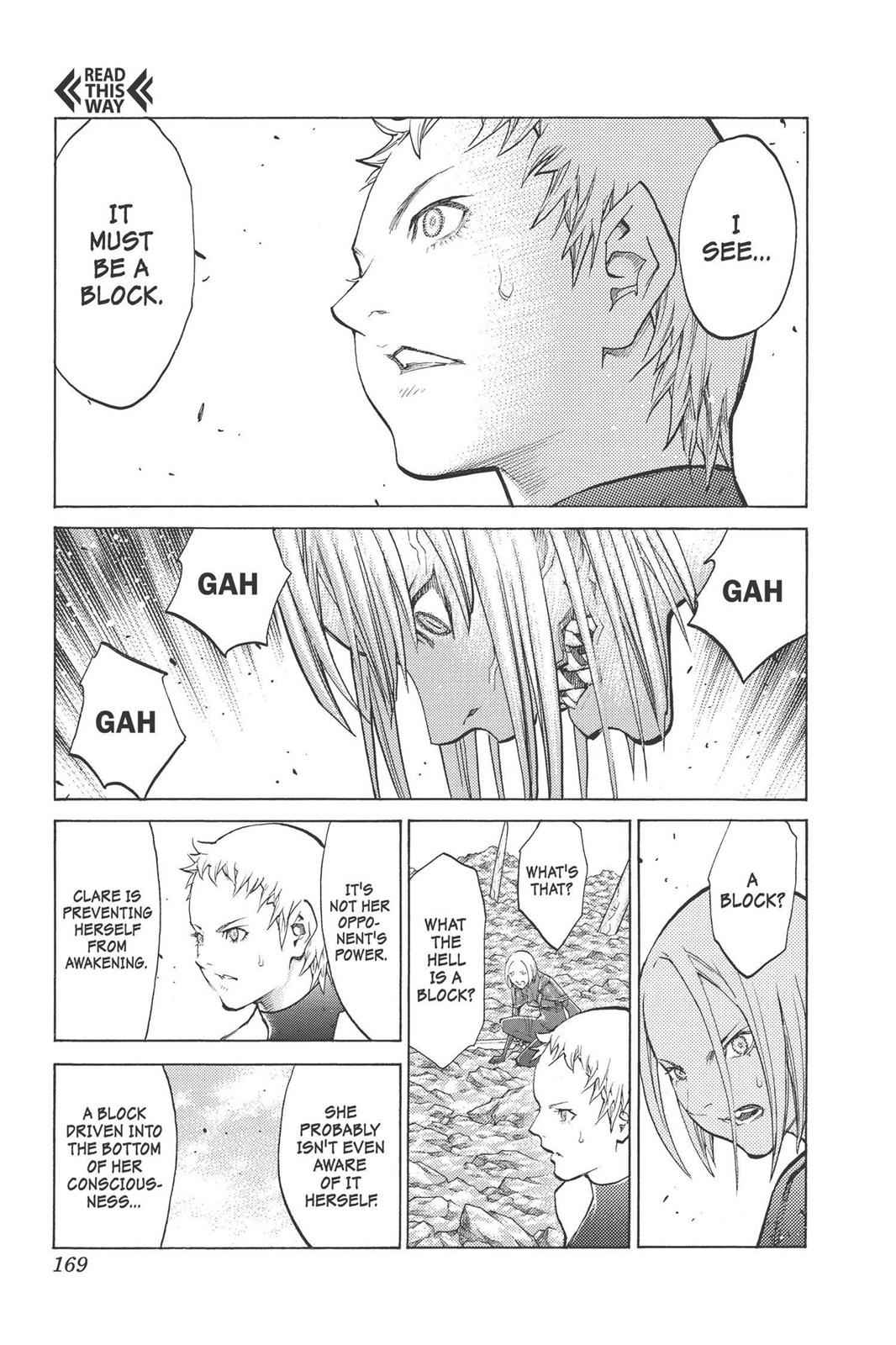 Claymore Chapter 101 Page 9