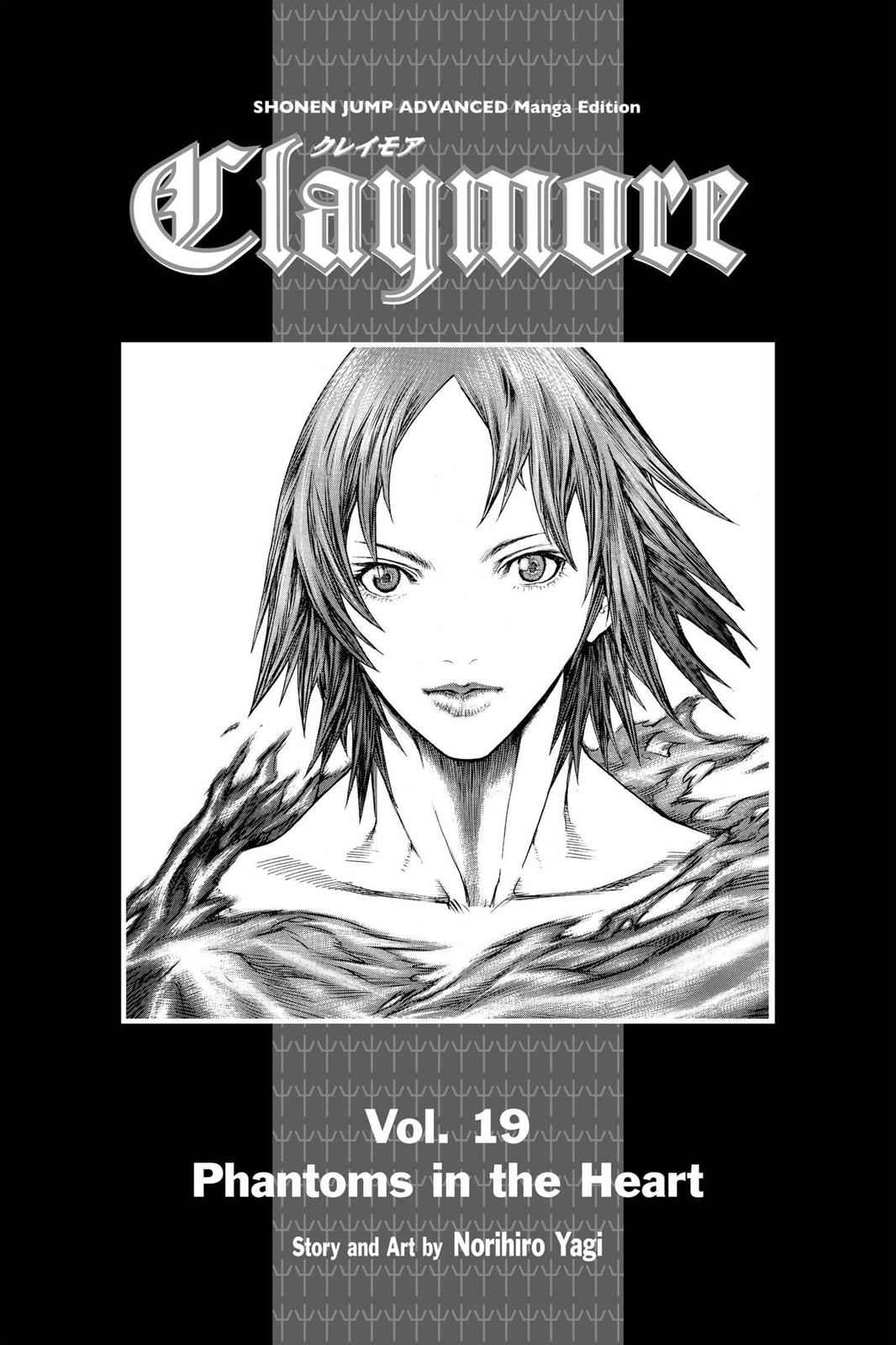 Claymore Chapter 102 Page 4