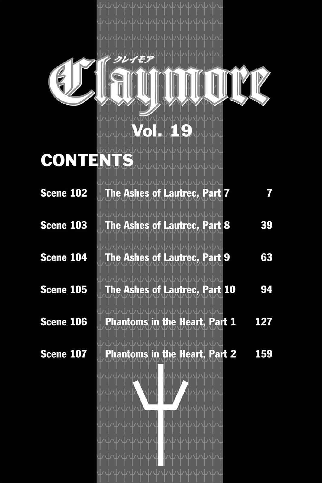 Claymore Chapter 102 Page 6
