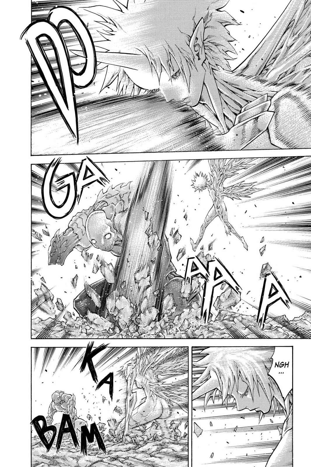 Claymore Chapter 103 Page 11
