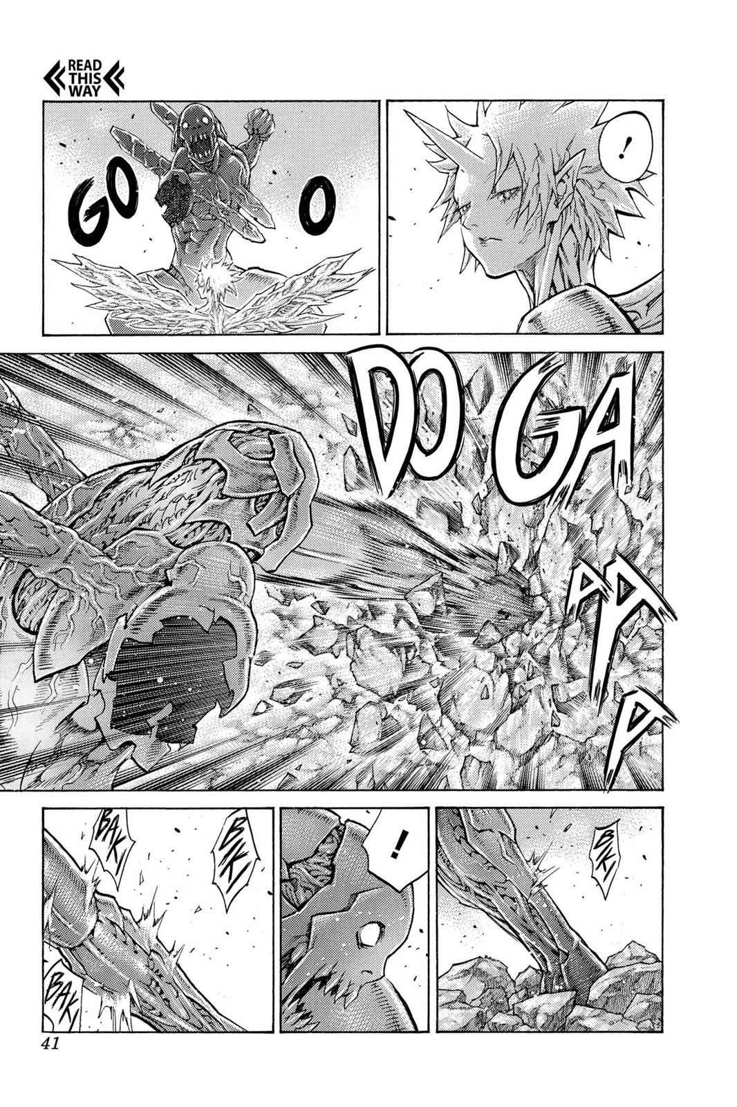 Claymore Chapter 103 Page 3