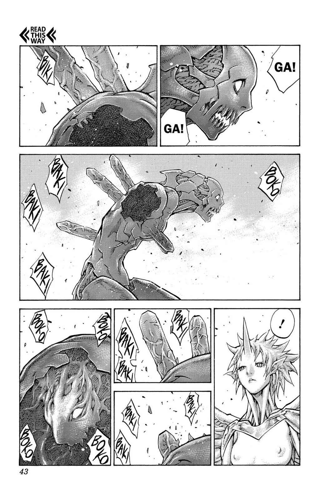 Claymore Chapter 103 Page 5