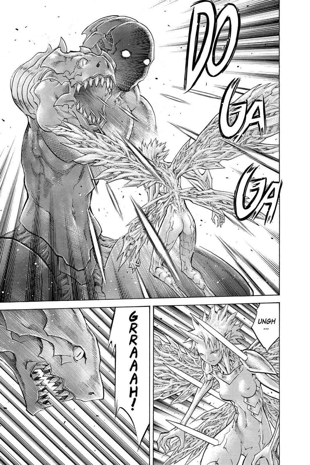 Claymore Chapter 103 Page 8