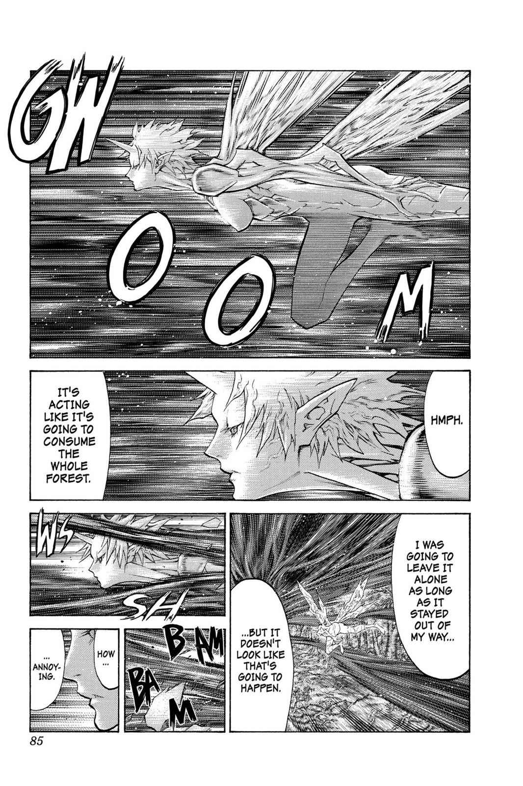 Claymore Chapter 104 Page 19