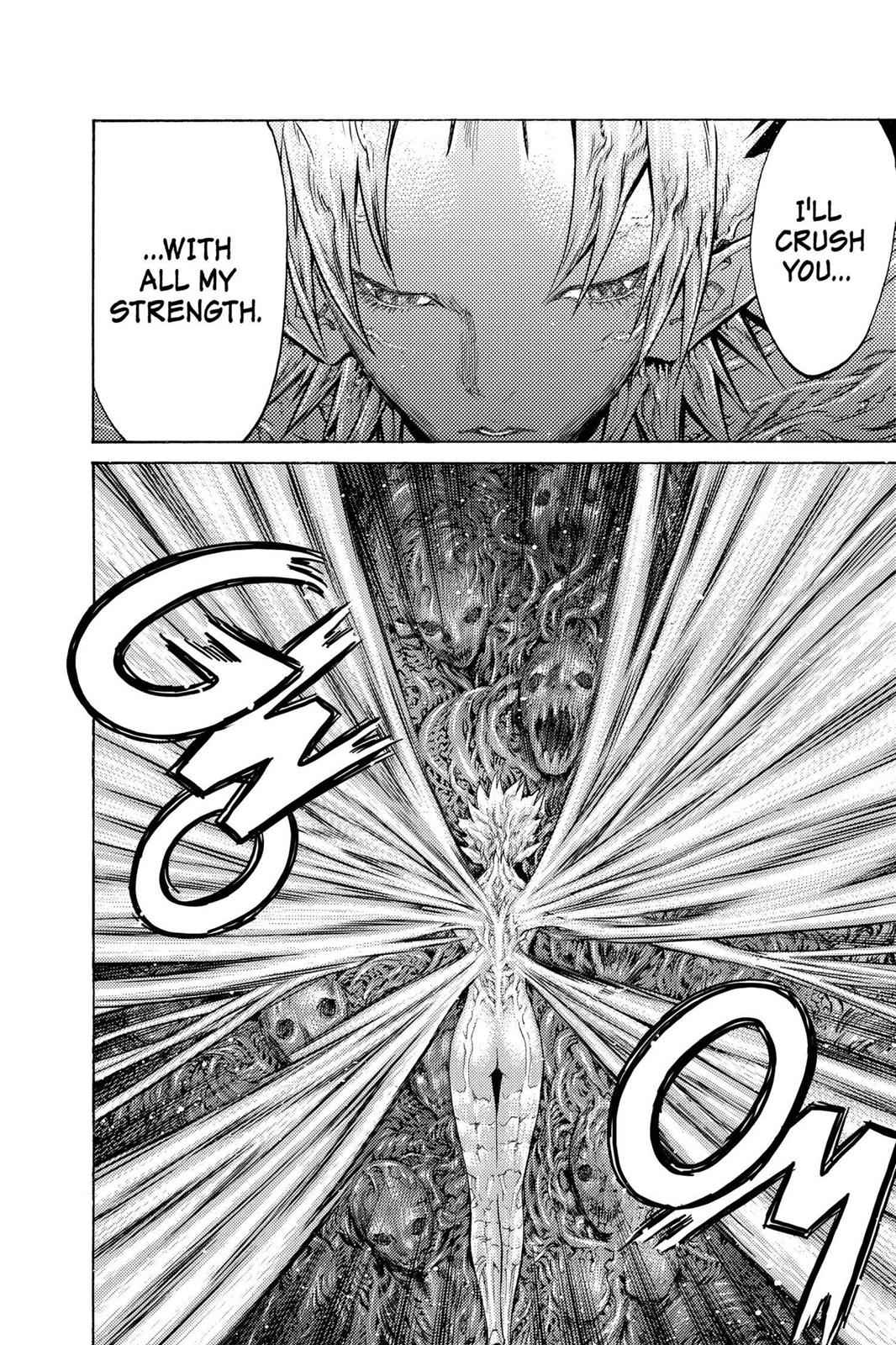 Claymore Chapter 104 Page 20