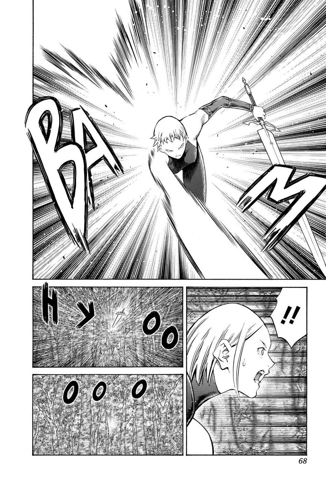 Claymore Chapter 104 Page 5