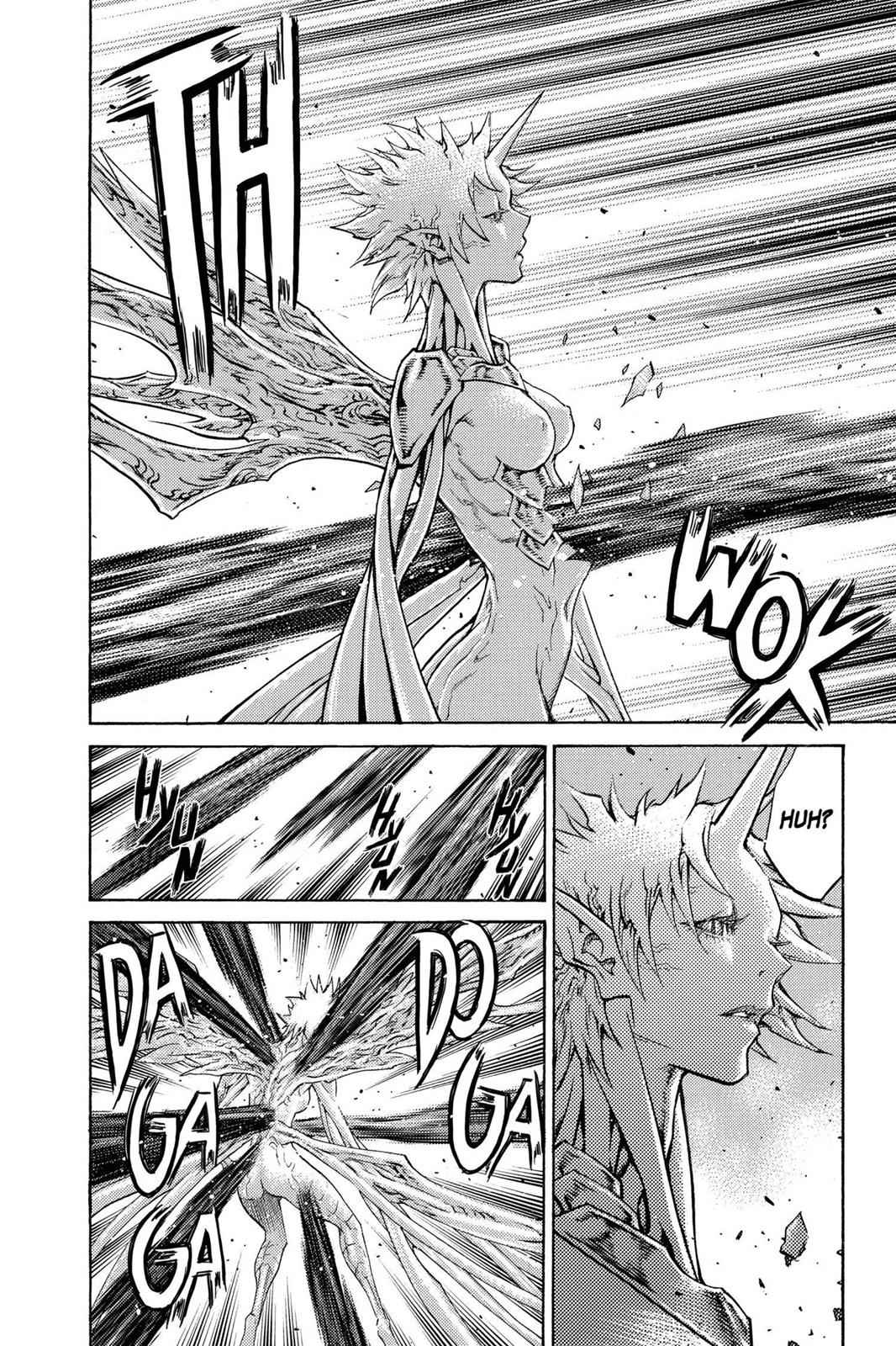 Claymore Chapter 105 Page 13