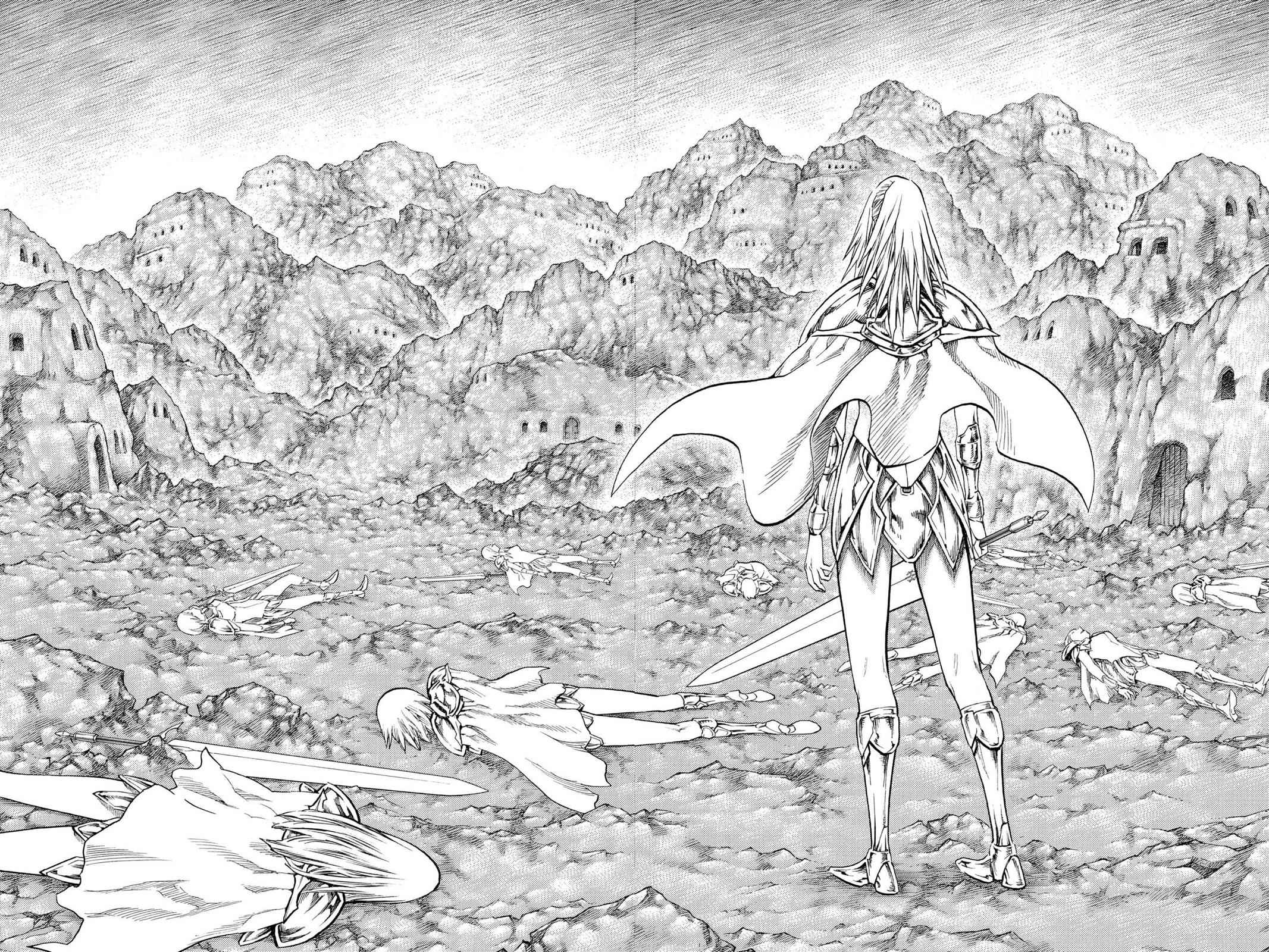 Claymore Chapter 106 Page 15