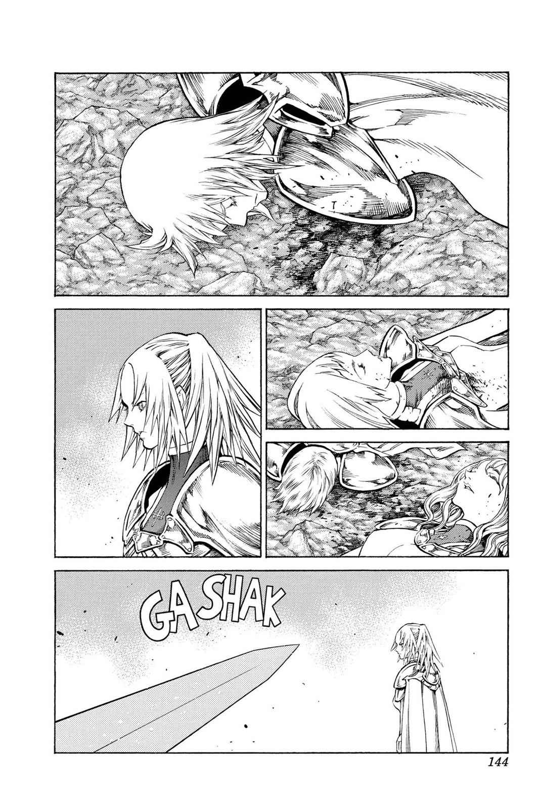 Claymore Chapter 106 Page 16