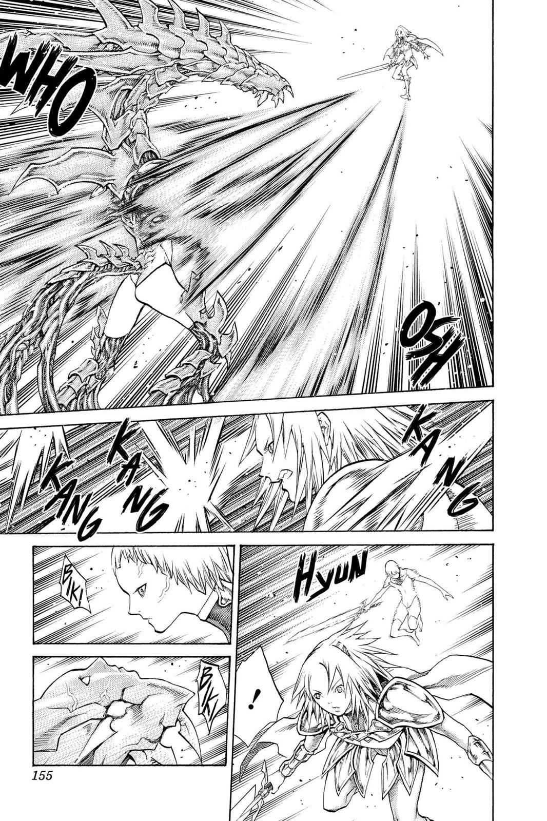 Claymore Chapter 106 Page 26