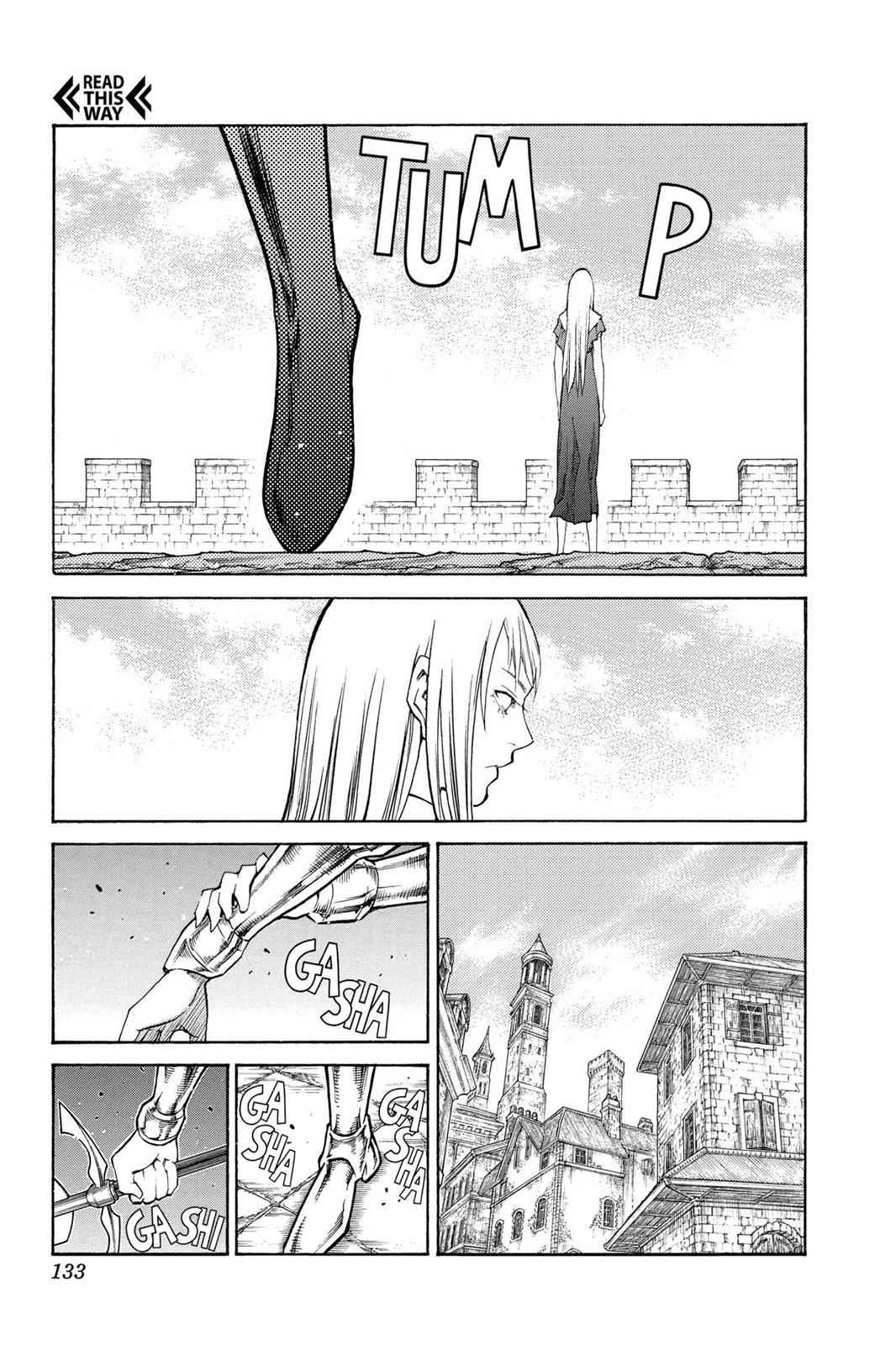 Claymore Chapter 106 Page 6