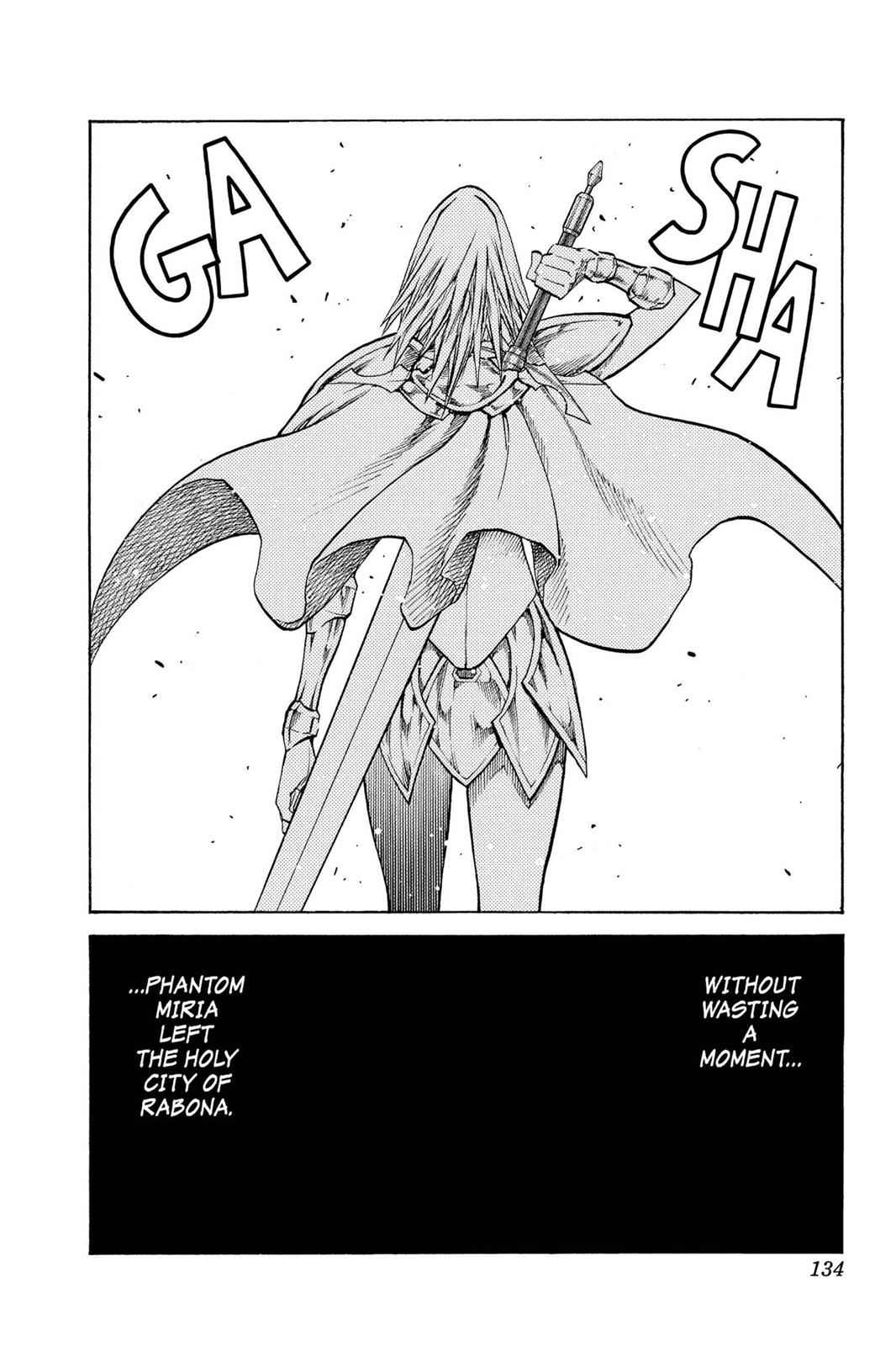 Claymore Chapter 106 Page 7