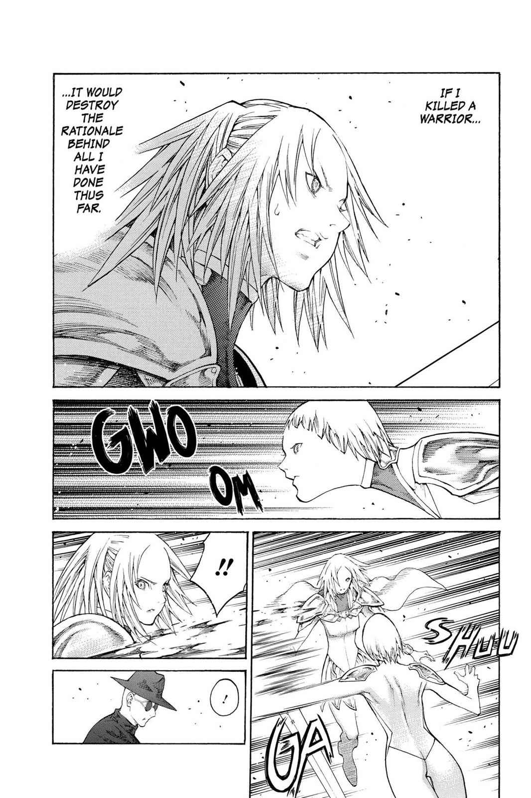 Claymore Chapter 107 Page 15