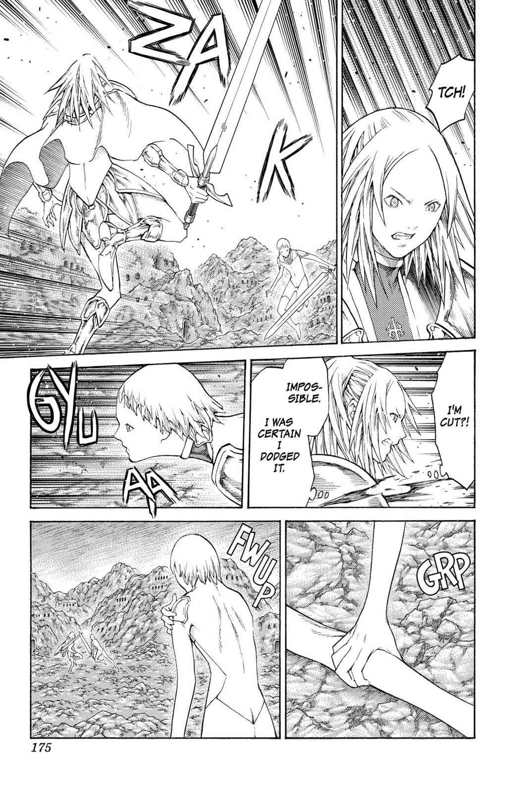 Claymore Chapter 107 Page 16