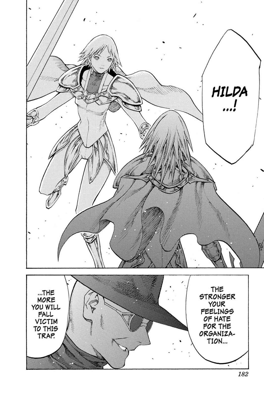 Claymore Chapter 107 Page 23