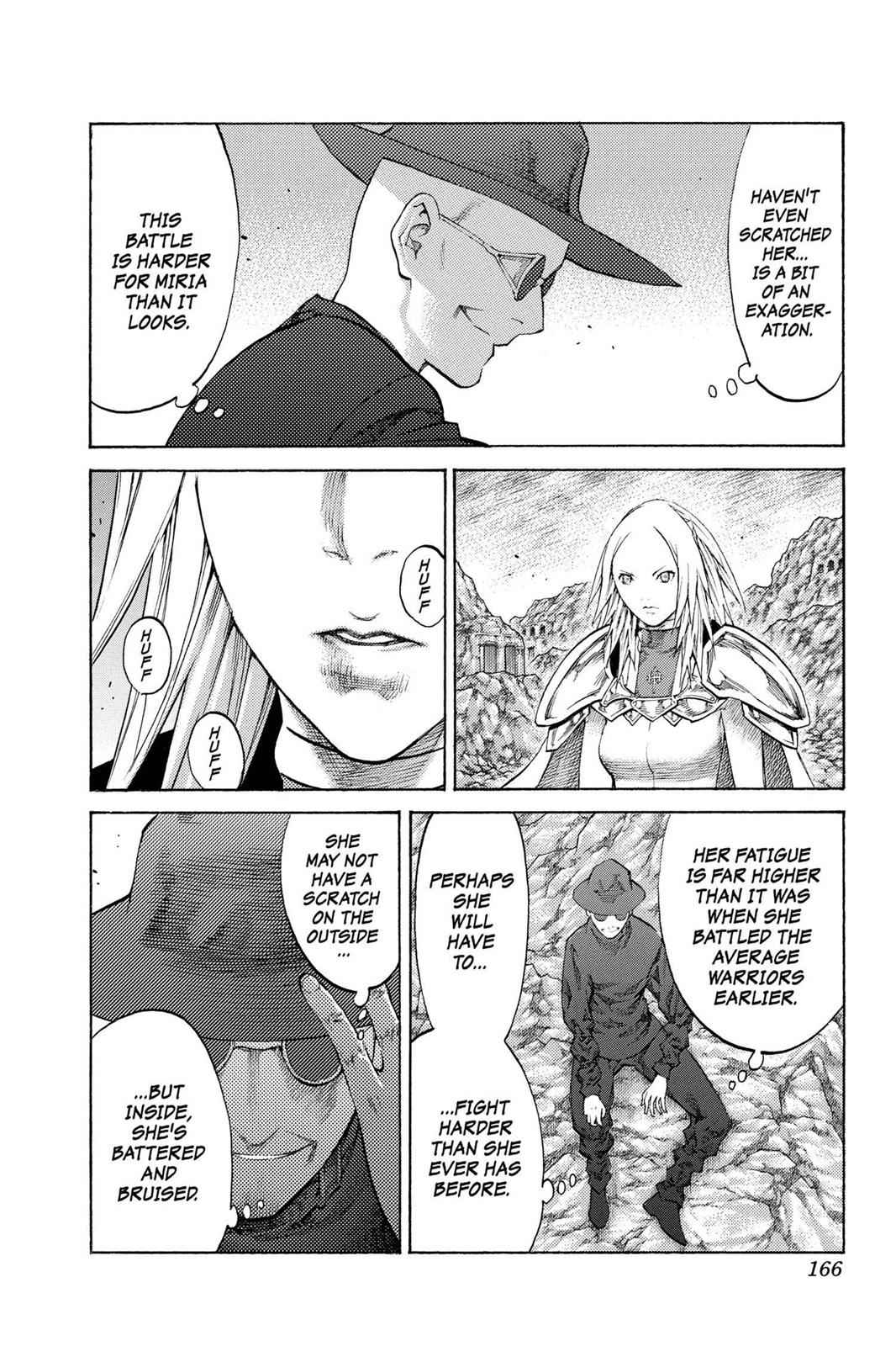 Claymore Chapter 107 Page 7