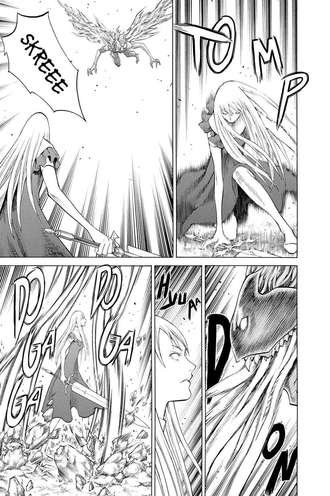 Claymore Chapter 108 Page 18