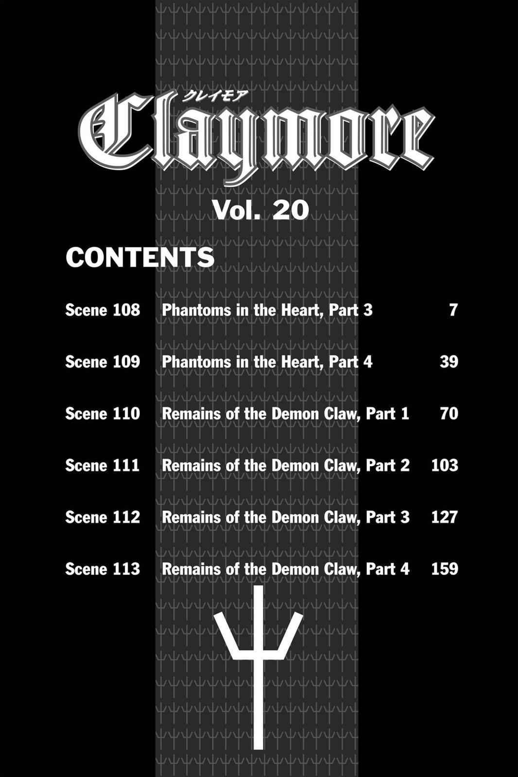 Claymore Chapter 108 Page 6