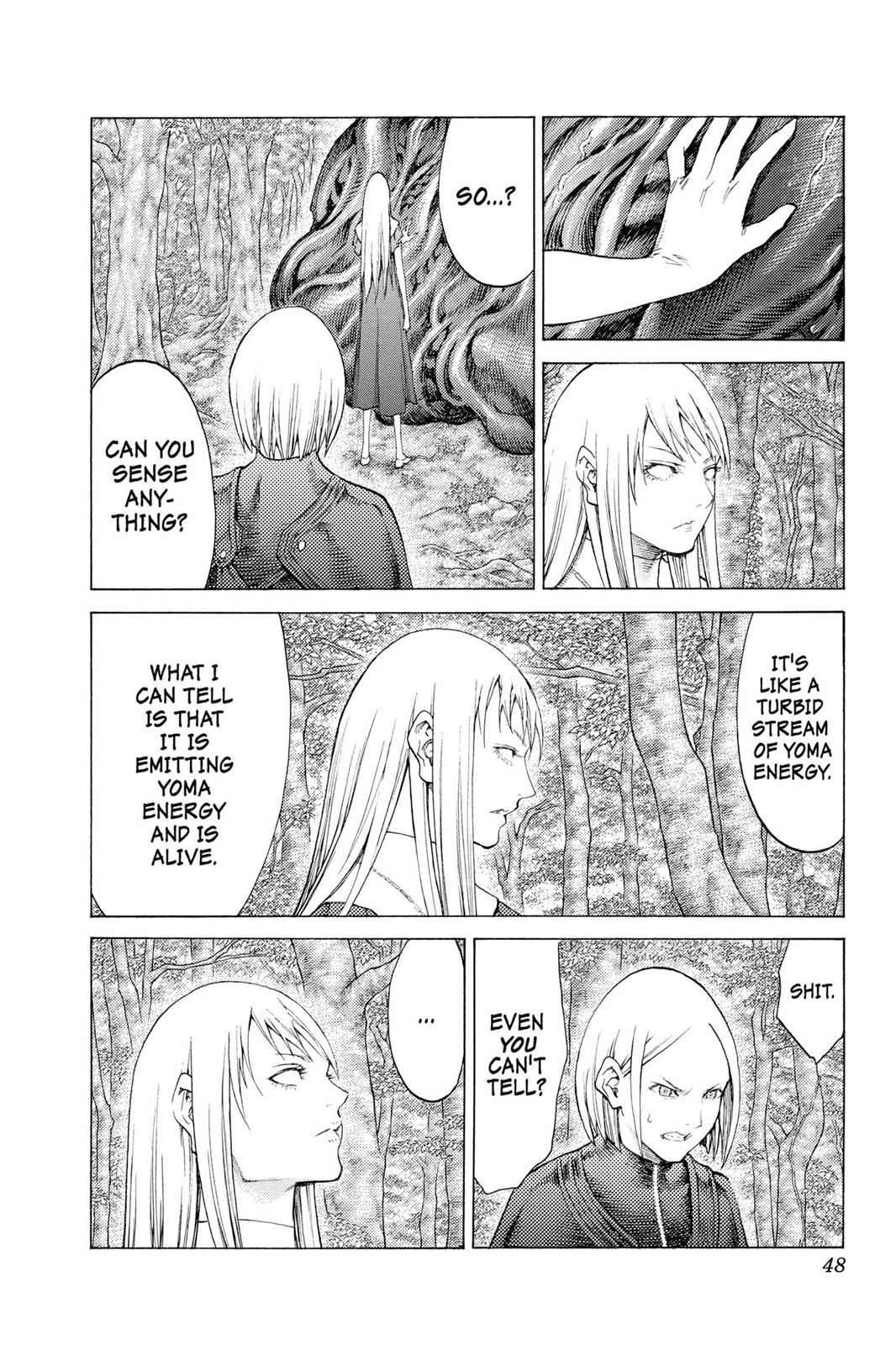 Claymore Chapter 109 Page 10