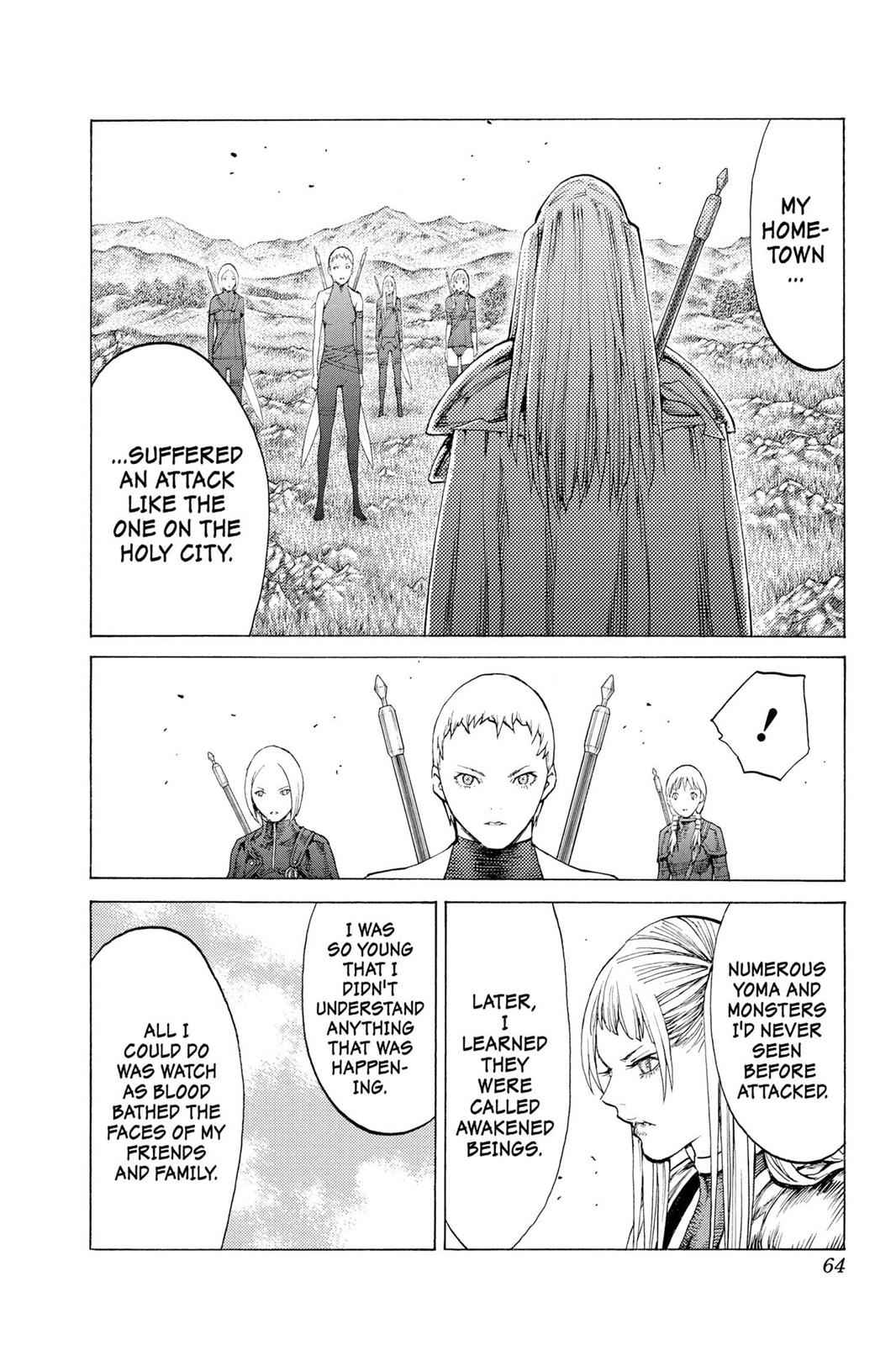 Claymore Chapter 109 Page 26