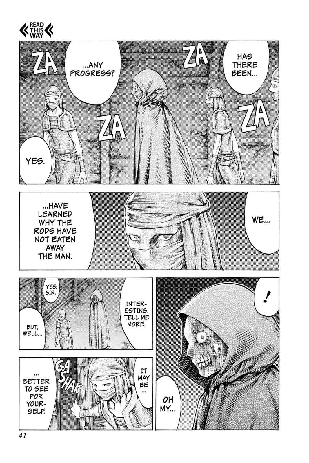 Claymore Chapter 109 Page 3