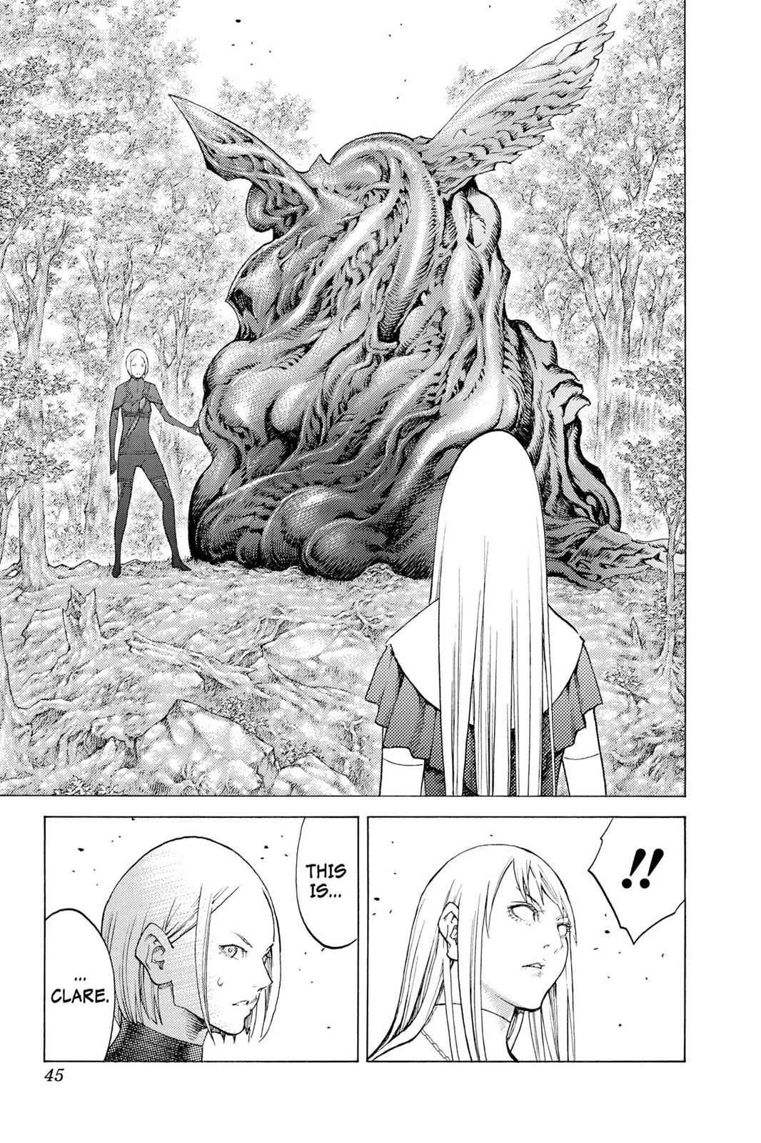 Claymore Chapter 109 Page 7