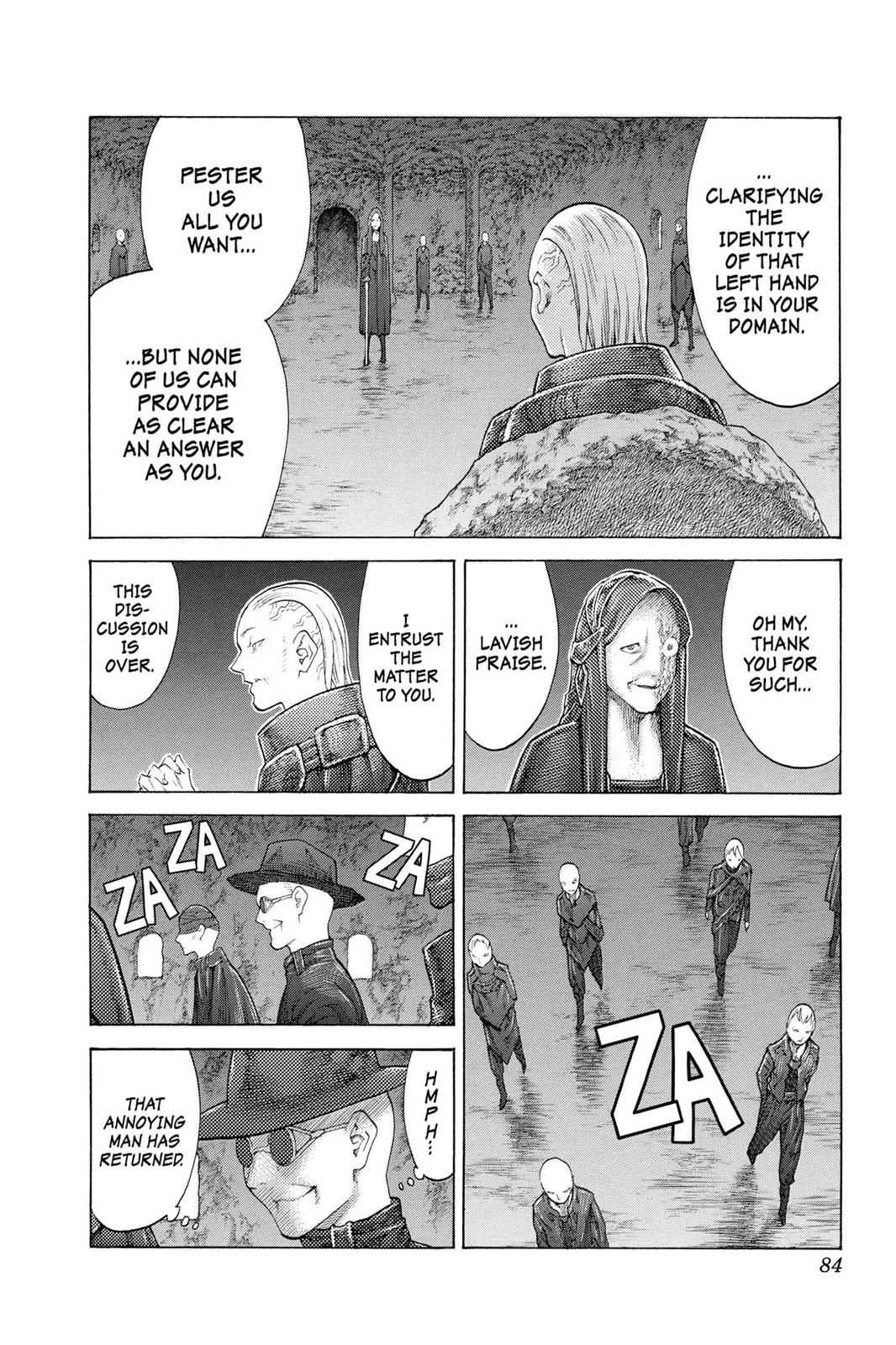 Claymore Chapter 110 Page 15