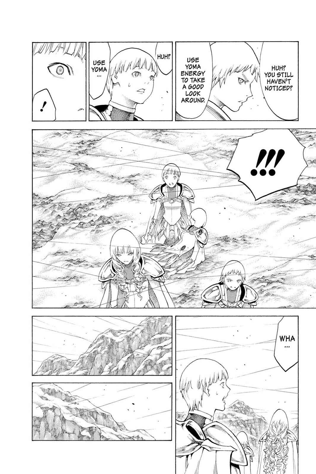 Claymore Chapter 111 Page 12