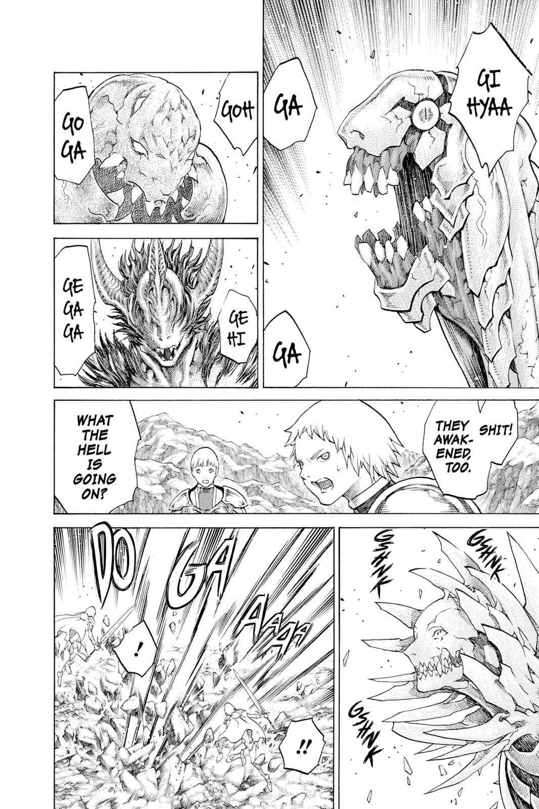 Claymore Chapter 111 Page 2