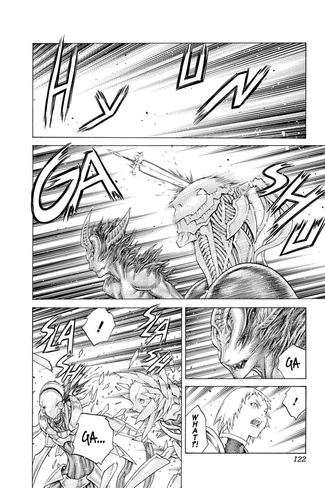Claymore Chapter 111 Page 20