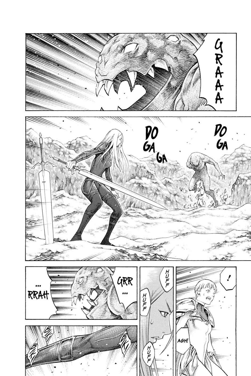 Claymore Chapter 112 Page 15