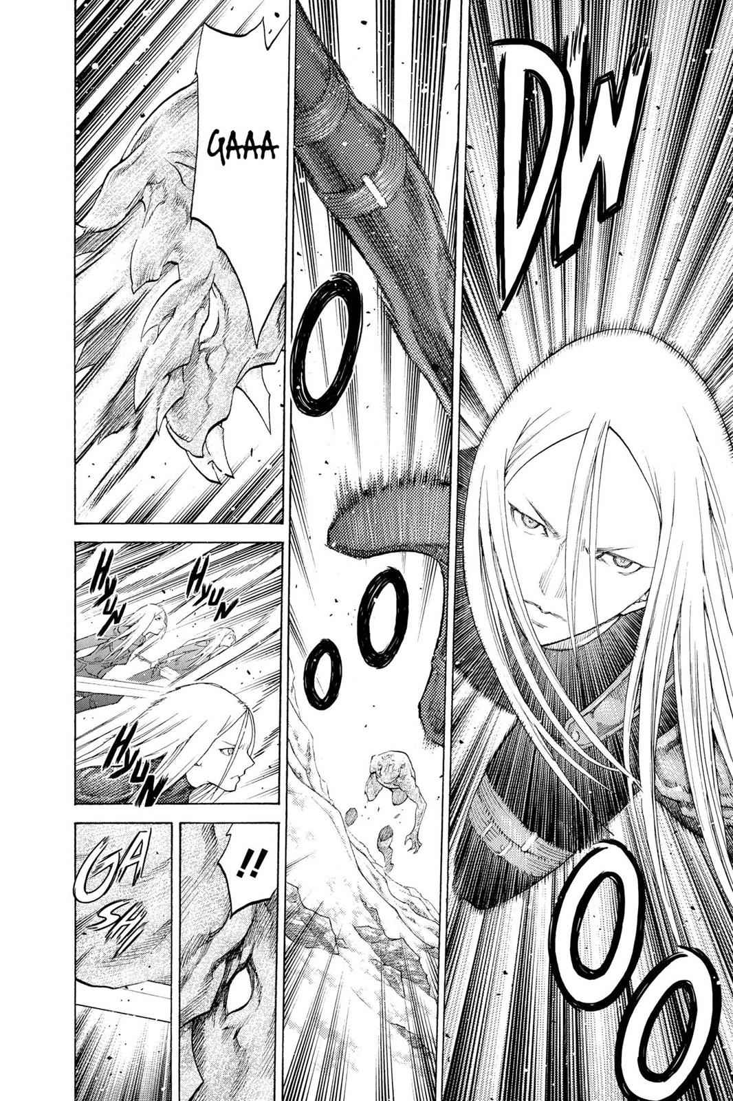 Claymore Chapter 112 Page 17