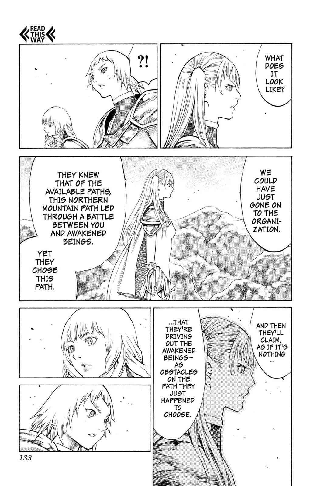 Claymore Chapter 112 Page 6