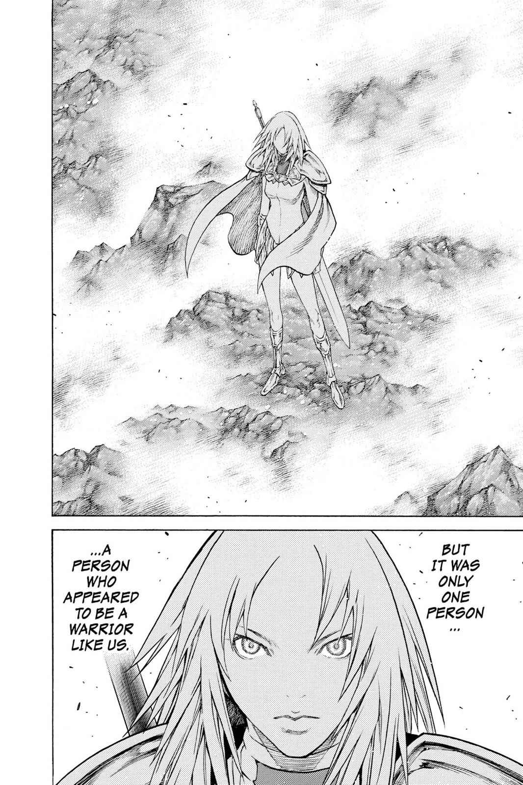 Claymore Chapter 113 Page 16