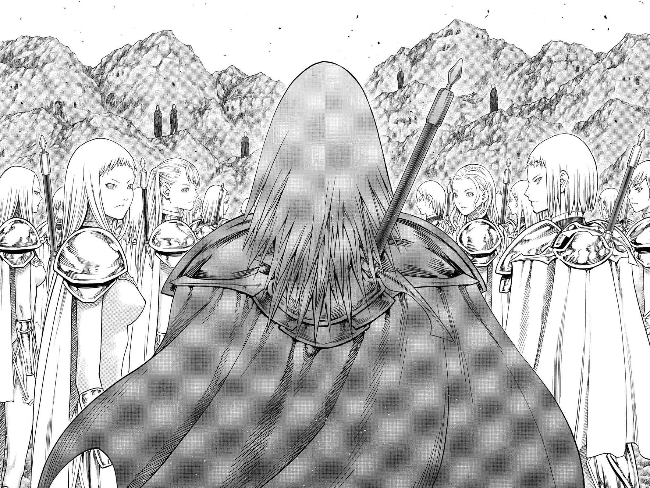 Claymore Chapter 113 Page 25